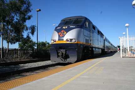 Leaving the Bay Area - Capitol Corridor photo