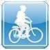 iBikeChallenge logo