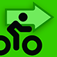 CycleTracks logo
