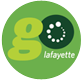 GoLafayette helps you make an informed choice for getting where you want to go quickly and sustainably. Enter in your route to calculate time, distance, fuel, calories, CO2 emissions, and cost for any trip, and share your insider tips with others in the area.